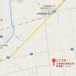 東裏売地地図